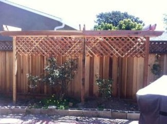 Cool Garden Fence Decoration Ideas To Try This Year 29