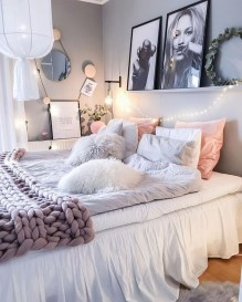 Cute Teen Girl Bedroom Design Ideas You Need To Know 43