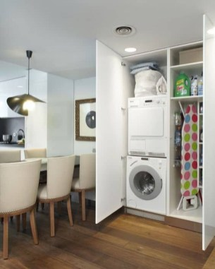 Fascinating Small Laundry Room Design Ideas 50
