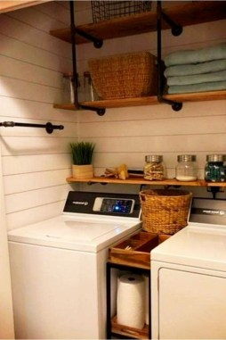 Fascinating Small Laundry Room Design Ideas 52