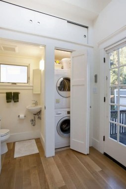 Fascinating Small Laundry Room Design Ideas 53