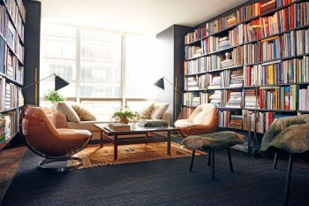 Magnificient Home Design Ideas With Library You Should Keep 03