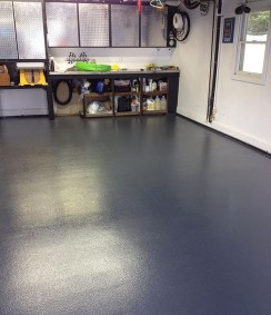 Pretty Garage Floor Design Ideas That You Can Try In Your Home 23