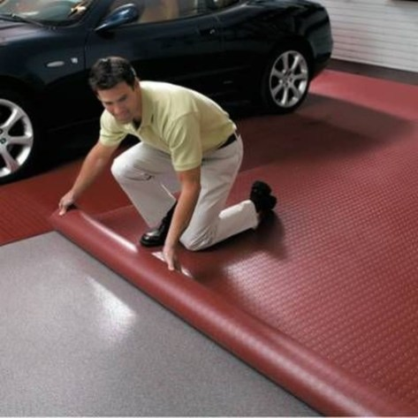 Pretty Garage Floor Design Ideas That You Can Try In Your Home 27