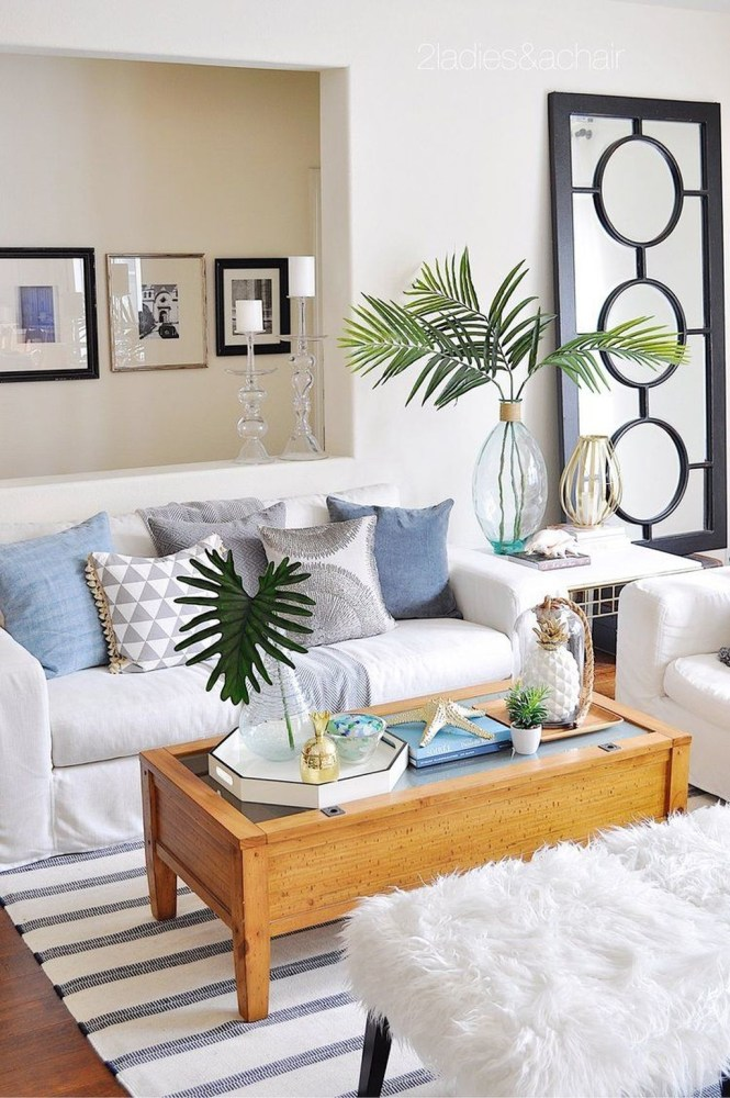 Stylish Colorful Apartment Decor Ideas For Summer 22