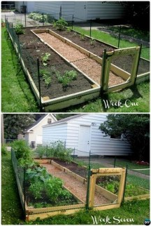 Comfy Diy Raised Garden Bed Ideas That Looks Cool 15