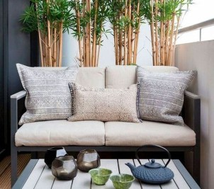Cool Apartment Balcony Design Ideas For Small Space 11