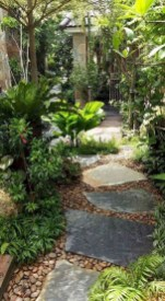Cozy Rock Garden Landscaping Ideas For Make Your Yard Beautiful 29