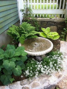 Cozy Rock Garden Landscaping Ideas For Make Your Yard Beautiful 38