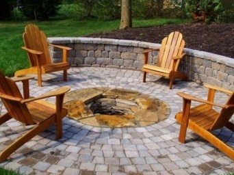 Modern Diy Firepit Ideas For Your Yard This Year 04