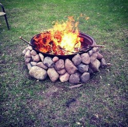 Modern Diy Firepit Ideas For Your Yard This Year 13