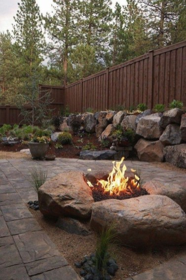 Modern Diy Firepit Ideas For Your Yard This Year 49
