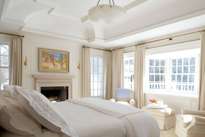 Relaxing Bay Window Design Ideas That Makes You Enjoy The View 04