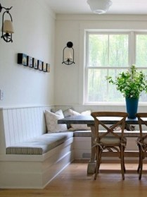 Relaxing Farmhouse Dining Room Design Ideas To Try 23