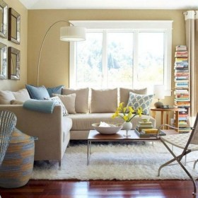 Superb Warm Family Room Design Ideas For This Winter 05