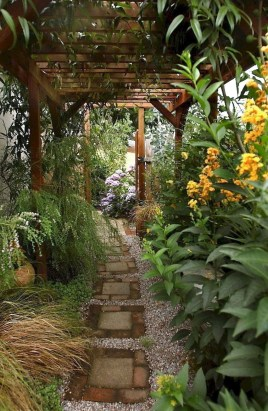 Unusual Garden Path Design Ideas On A Budget To Try Now 44