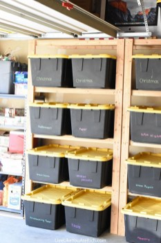 Unusual Stuff Organizing Ideas For Garage Storage To Try 15