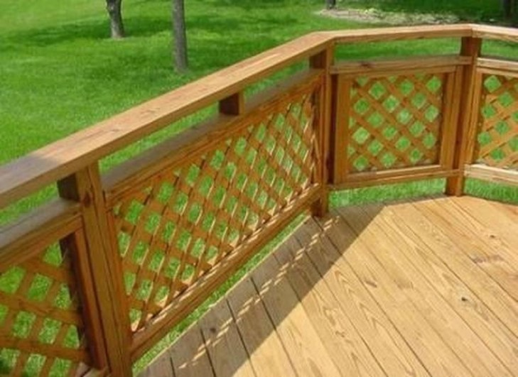 Admiring Deck Railling Ideas That Will Inspire You 06