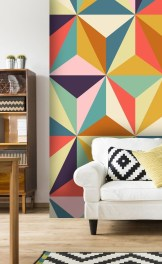 Awesome Retro Wallpaper Decor Ideas To Try 14