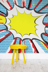 Awesome Retro Wallpaper Decor Ideas To Try 36