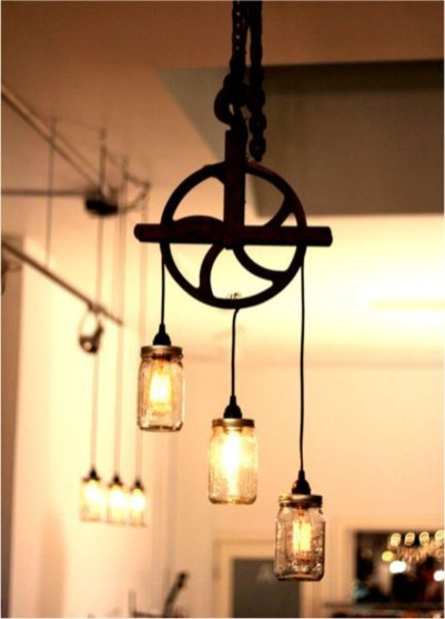 Best Handmade Industrial Lighting Designs Ideas You Can Diy 14