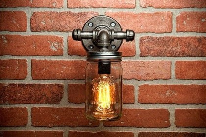 Best Handmade Industrial Lighting Designs Ideas You Can Diy 40