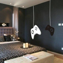 Excellent Teenage Boy Room Décor Ideas For You 02