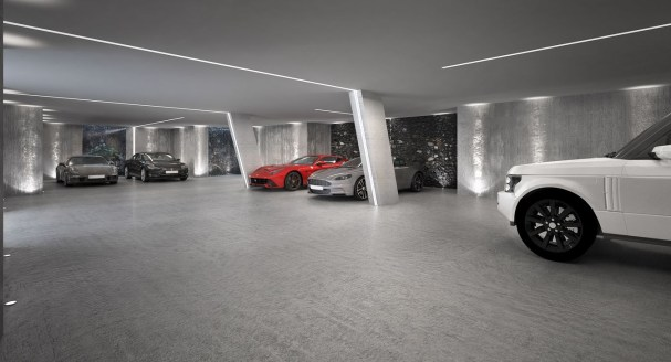 Graceful Car Garage Design Ideas For Your Home 18