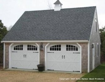 Graceful Car Garage Design Ideas For Your Home 26