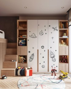 Latest Kids Room Design Ideas That Will Make Kids Happy 21