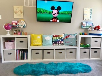 Latest Kids Room Design Ideas That Will Make Kids Happy 40