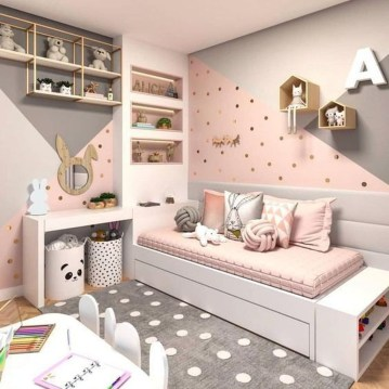 Latest Kids Room Design Ideas That Will Make Kids Happy 48