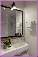 Newest Bathroom Mirror Decor Ideas To Try 08