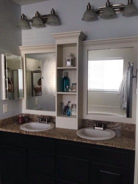 Newest Bathroom Mirror Decor Ideas To Try 22