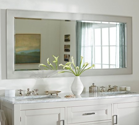 Newest Bathroom Mirror Decor Ideas To Try 47