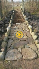 Popular Garden Path And Walkway Ideas To Your Outdoor Space 37