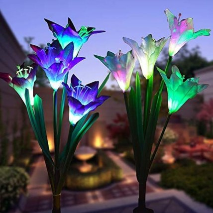 Stunning Solar Garden Decoration Ideas To Try 06