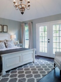Top Blue Master Bedroom Design Ideas That Looks Great 13