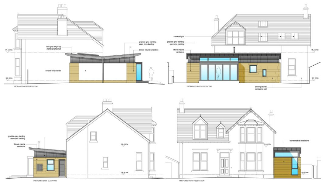 Cowie House_Drawings