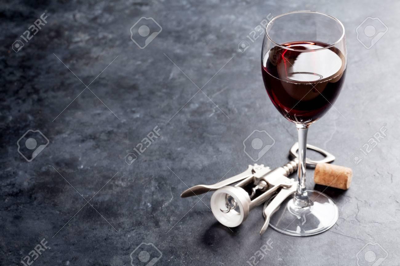 verre à vin table