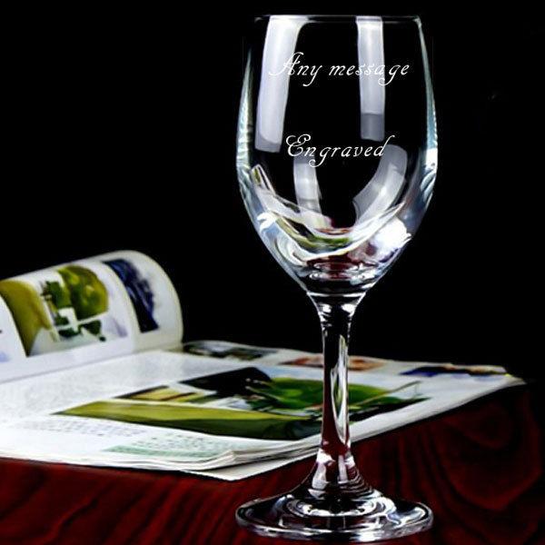 verre à vin message