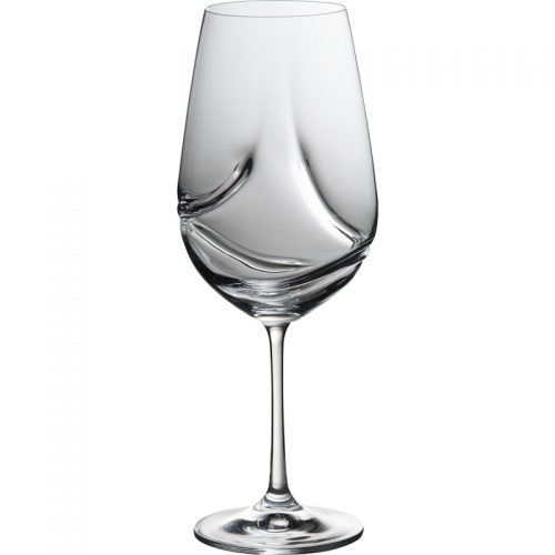 verre à vin turbulence