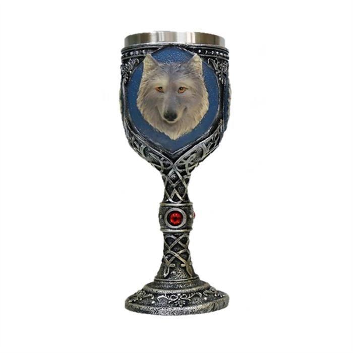 verre à vin médiéval