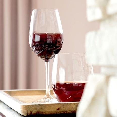 verre à vin trudeau