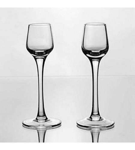 verre à vin moderne