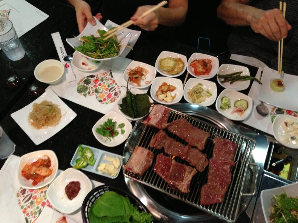 Feast on the dazzling diversity of india's culinary reach. Korean Barbecue Food Near Me – Cook & Co