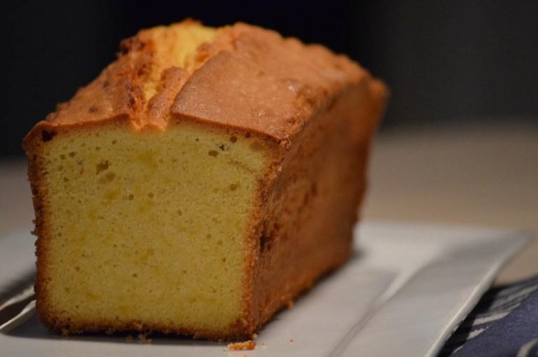 COOK and ENJOY Rezept Quatre-Quart Bretonischer Sandkuchen
