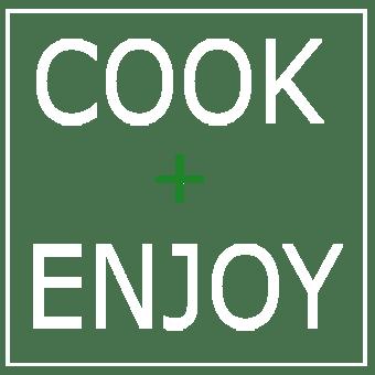cook enjoy f r alle die gerne kochen und genie en. Black Bedroom Furniture Sets. Home Design Ideas