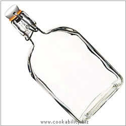 Home made Sloe Gin Bottle KCHMBOT7, UK