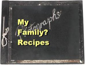 5 shortcuts you can take to make a family recipe book absurd solutioingenieria Image collections
